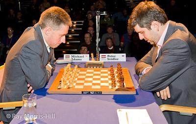 Quarter-final play-off - Michael Adams vs Peter Svidler