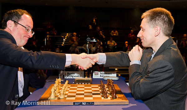Semi-Final: Boris Gelfand vs Michael Adams