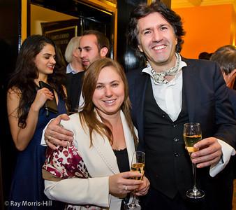 Judit Polgar and Jason Kouchak