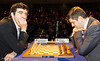 Round 1: Vladimir Kramnik vs Peter Svidler