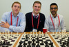 Barclaycard Yes 2 Chess simultaneous display by Stephen Gordon