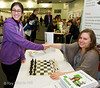 Judit Polgar book signing