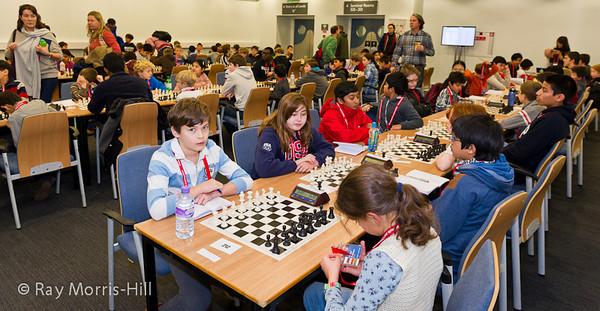 London Chess Classic Junior Events 2013