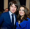 Teimour Radjabov with his wife
