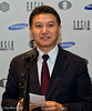 FIDE President Kirsan Ilyumzhinov declared the tournament officially open