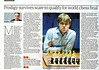 Magnus Carlsen article by Stephen Moss in the Guardian, 2 April 2013