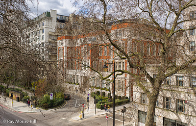 The tournament venue: The Institution of  Engineering and Technology, Savoy Place, London