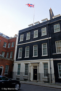 Venue for the Closing Ceremony: No. 11 Downing Street