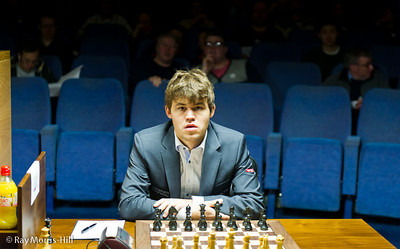 Round 13: Magnus Carlsen