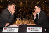 Round 1: Michael Adams vs Fabiano Caruana