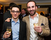Fabiano Caruana and Lawrence Trent