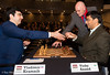 Round 1:  Vladimir Kramnik vs Vishy Anand