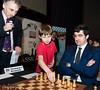 Vladimir Kramnik gets an opening suggestion