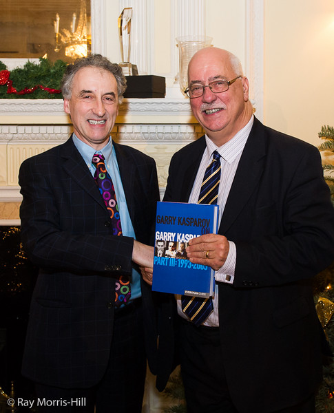 Malcolm Pein and Lord Harrison