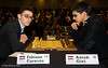Round 3: Fabiano Caruana vs Anish Giri