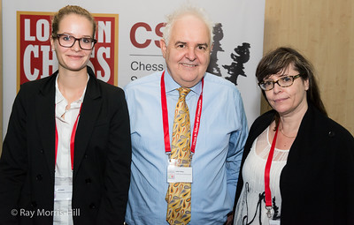 Lili Hahn, John Foley, Sophia Rohde
