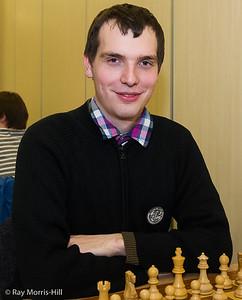 FIDE Open:  Kacper Piorun