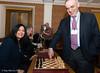 Yasmin Qureshi MP and Garry Kasparov