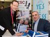 Carl Portman and Garry Kasparov