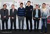 The Super Six - Hikaru Nakamura, Michael Adams, Vishy Anand, Vladimir Kramnik, Fabiano Caruana and Anish Giri
