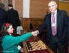 Katie and Garry Kasparov