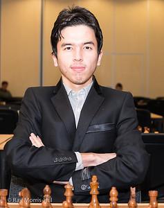 FIDE Open: Jahongir Vakhidov