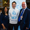 Yasmin Qureshi MP, David Chan and Lord Harrison of Chester