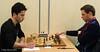 FIDE Open Round 9:  Jahongir Vakhidov vs Evgeny Postny
