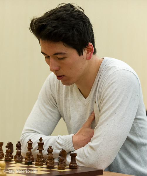 FIDE Open: Eric Hansen