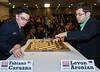 Round 1: Fabiano Caruana vs Levon Aronian
