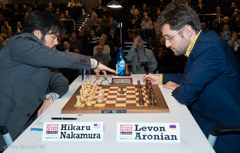 Hikaru Nakamura vs Levon Aronian