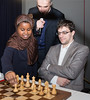 Some help for Maxime Vachier-Lagrave at the start of Round 6