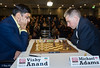 Round 1: Vishy Anand vs Michael Adams