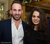 Lawrence Trent and Tania Sachdev