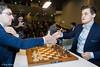 Round 1:  Maxime Vachier-Lagrave vs Magnus Carlsen