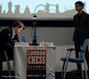 Magnus Carlsen and Anish Giri