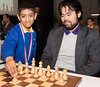 HIkaru Nakamura receives a confident suggestion for first move