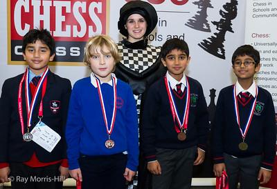 2015 London Chess Classic Junior Events