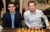 Maxime Vachier-Lagrave and Jeremy Hodgson