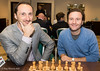 Veselin Topalov and Jonnie Shearer