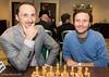 Veselin Topalov and Jonnie Shearer