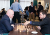 Justin Baptie and Levon Aronian