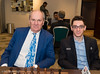 Lee Green and Fabiano Caruana