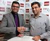 Abhishek Pradhan and Vishy Anand