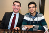 Rajko Vujatovic and Anish Giri