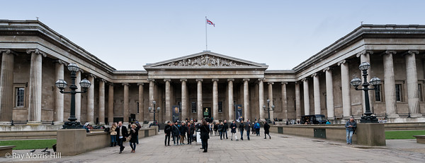 The British Museum, Great Russell Street, London