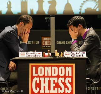 Round 7: Anish Giri vs Veselin Topalov