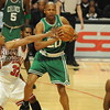Ray Allen passing out of trouble