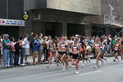 Lead Pack of women