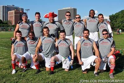 Chicago Pride Bowl VI Team Photos